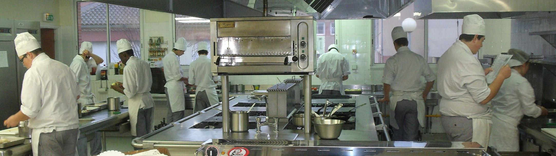 Le bac pro cuisine - Fiche bilan de competences bac pro cuisine ...